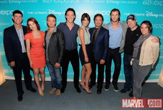 Foto 0 en  - [Cine] [D23] Descripcin del nuevo footage de The Avengers