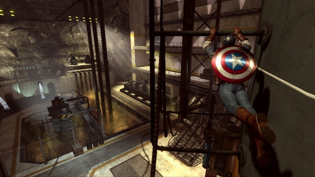 Captain America: Super Soldier [X360] Español 2011
