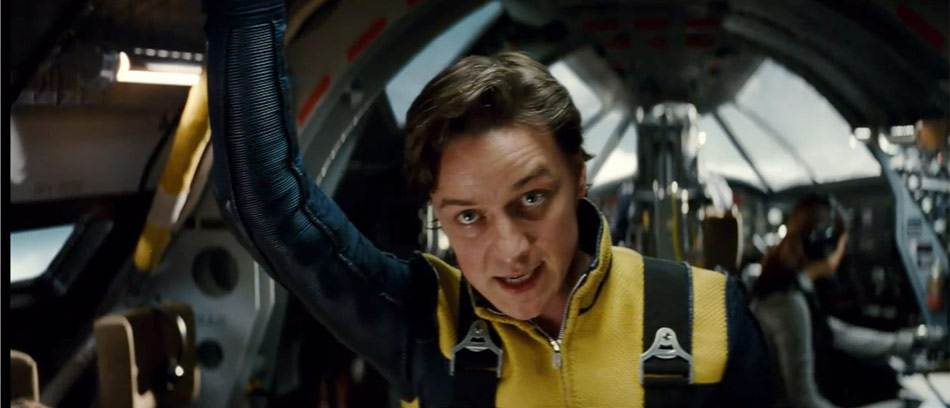 McAvoy  que dar  225  vida a Charles Xavier  alias Profesor X en    X-Men    James Mcavoy X Men Wheelchair