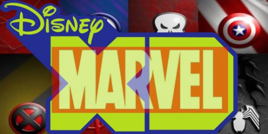 Walt Disney compra Marvel
