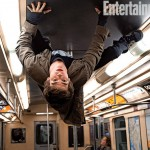 Scan de The Amazing Spider-Man de la revista Entertainment Weekly
