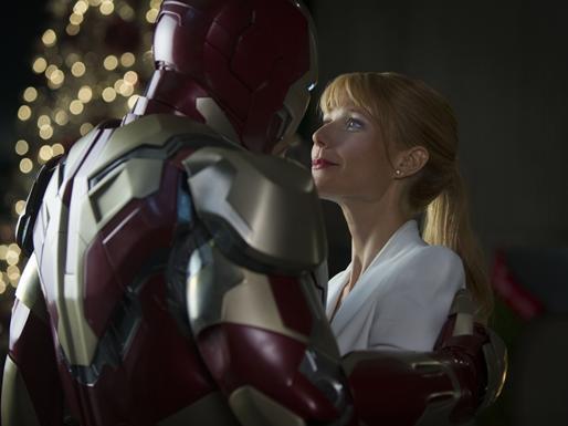 Imagen oficial de Iron Man 3 (2013)