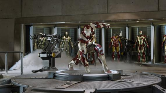 Imagen oficial de Iron Man 3 (2013)