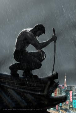 Póster de The Wolverine (2013)