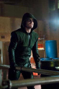 Arrow 1x12: Vertigo