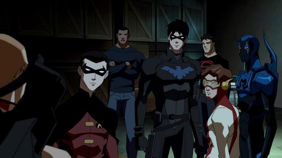 Young Justice 2x12: True Colors