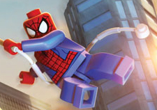LEGO Marvel Super Heroes: Spider-Man
