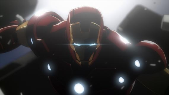 Imagen de Iron Man: Rise of the Technovore (2013)