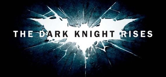 Logo de la película The Dark Knight Rises