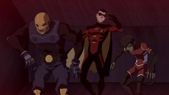 Young Justice 2Ã