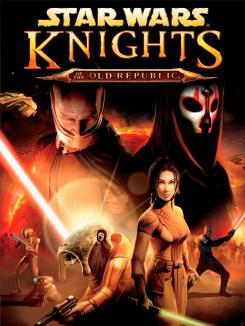 Carátula del videojuego Star Wars: Knights of the Old Republic