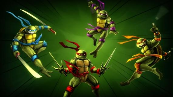 Teenage Mutant Ninja Turtles / Tortugas Ninja