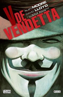 V de Vendetta de ECC Ediciones (1ª edición)