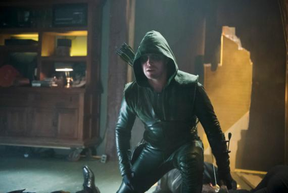 Arrow 1x21: The Undertaking