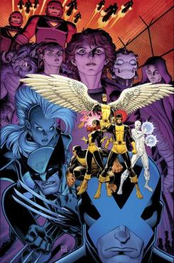 """X-Men: Battle of the Atom"" - Portada"