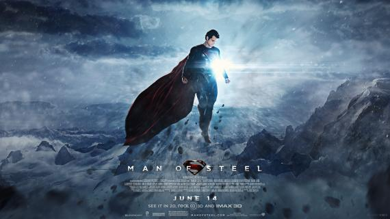 Wallpaper fan-made de El Hombre de Acero / Man of Steel (2013)