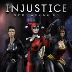 Packs de Bad Girls para Injustice: Gods Among Us (2013)