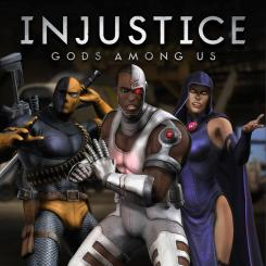 Packs de Teen Titans para Injustice: Gods Among Us (2013)