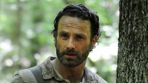 Imagen de la cuarta temporada de The Walking Dead (2013-14)