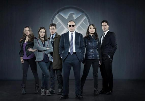Imagen promocional de la serie Marvel's Agents of S.H.I.E.L.D. (2013)