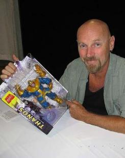 Jim Starlin, escritor y dibujante