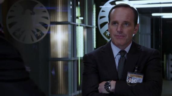 Captura del primer trailer de la serie Marvel's Agents of S.H.I.E.L.D. (2013)