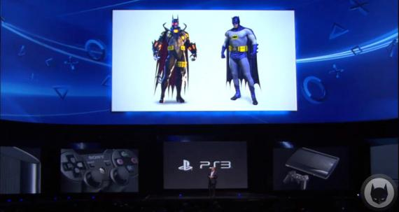 Dos aspectos exclusivos del Batman: Arkham Origins para PlayStation 3