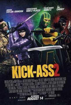 Póster de Kick-Ass 2 (2013)