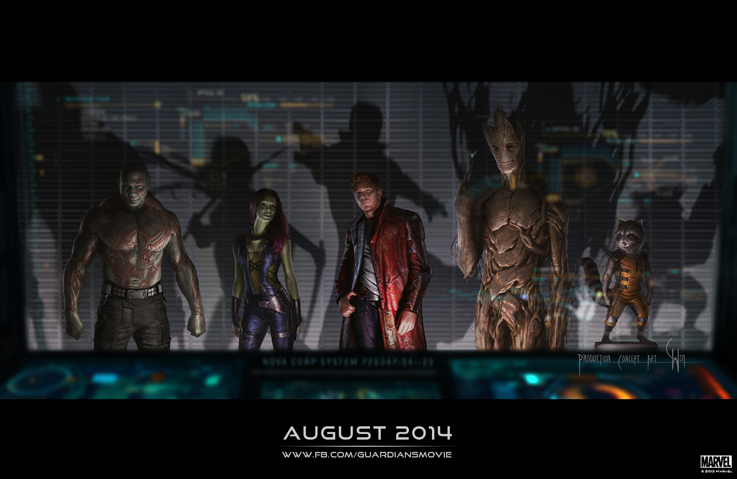 Post -- Guardianes de la Galaxia -- 29/08/ 2014 19495