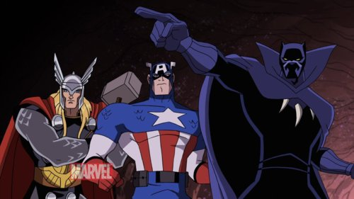 Imagen de la segunda temporada de Avengers: Earth? - [Animaci�n] Posible nueva serie de animaci�n de The Avengers para sustituir a The Avengers: Earth?s Mightiest Heroes! en Oto�o