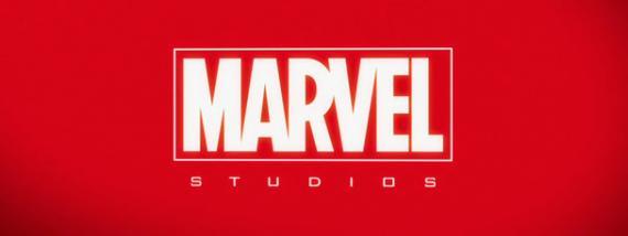 Logo de Marvel Studios, para las películas producidas por Marvel Studios y sin créditos a Paramount Pictures