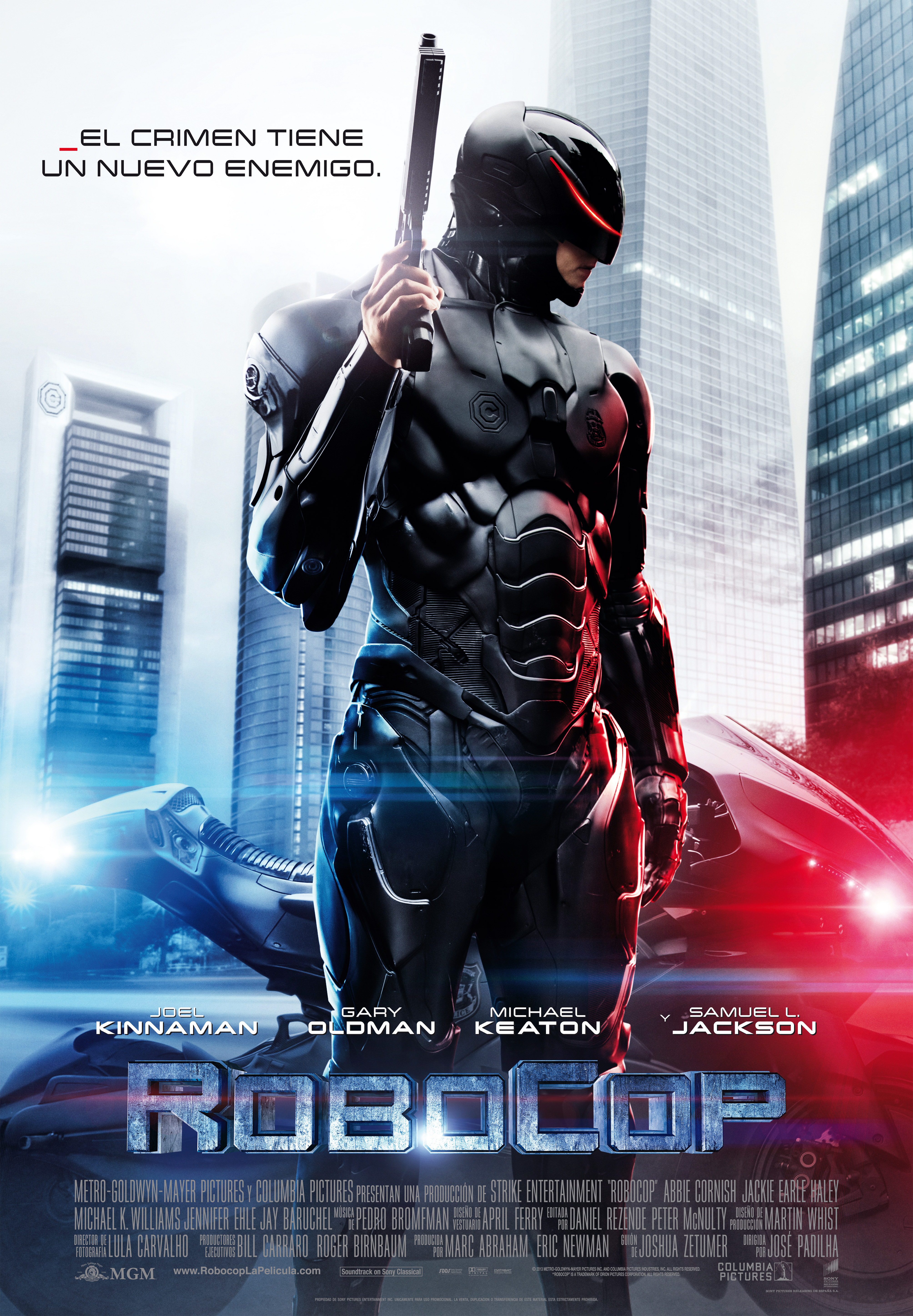 Watch Movie RoboCop HD