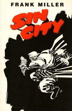 Portada del cómics Sin City #1