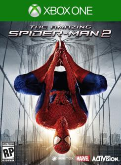 Carátula del juego The Amazing Spider-Man 2 (2014)