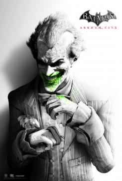 Artwork del videojuego Batman: Arkham City