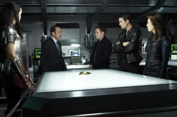 Imagen del episodio 1x15: Yes Men, de la serie Marvel's Agents of S.H.I.E.L.D. (2014)