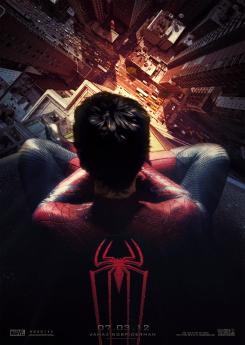 Fan-made póster de The Amazing Spider-Man