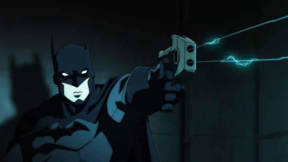 Imagen de Batman en Son of Batman (2014)