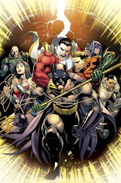 Portada de Batman and Robin #33