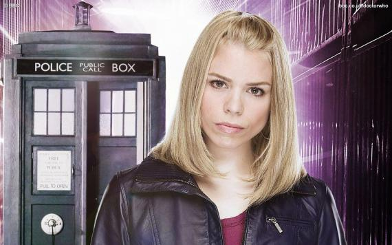 Billie Piper como Rose