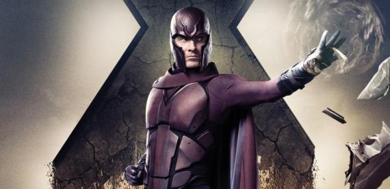 Imagen promocional de X-Men: Días del Futuro Pasado (2014), Magneto versión joven