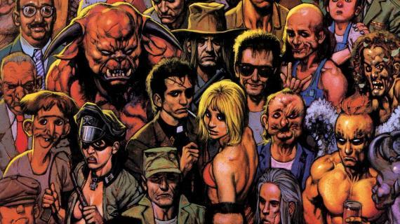 Seth Rogen confirma que la adaptación de Predicador se alejará un poco del cómic  27202_big