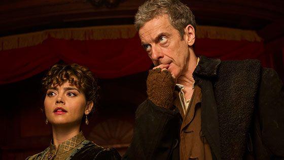 """Imagen de la octava temporada de """"Doctor Who"""" (2005 - ?)"""
