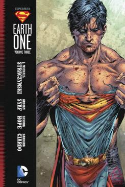 Portada de Superman: Earth One Vol. 3