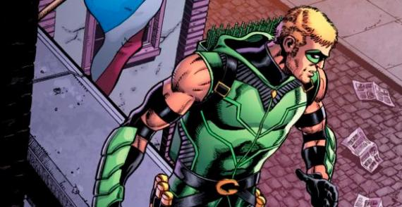 Green Arrow tendrá su serie de televisión