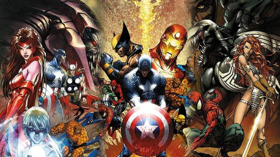 Marvel: Civil war a la vista