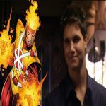[Series] Robbie Amell comparte una foto avanzando a Firestorm con sus dos mitades