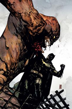 Portada de Batman: The Dark Knight #22