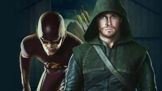 Arrow y Flash crossover
