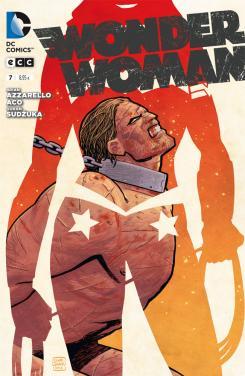 Wonder Woman #7 de DC Comics publicado por ECC Ediciones